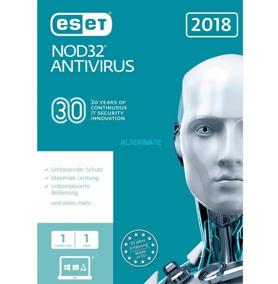 برنامج نود انتي فيروس ESET NOD32 Antivirus