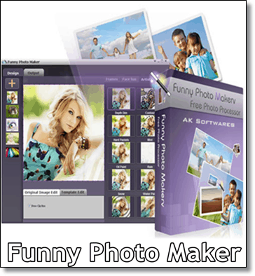 برنامج Funny Photo Maker فاني فوتو ميكر