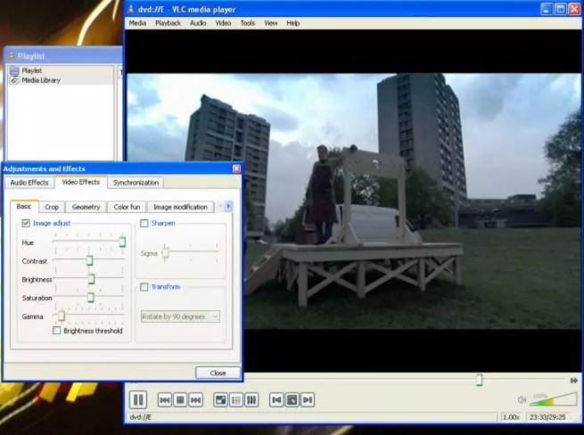 تحميل برنامج vlc لتشغيل القنوات