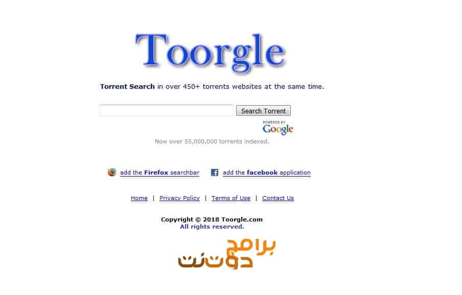 موقع Toorgle