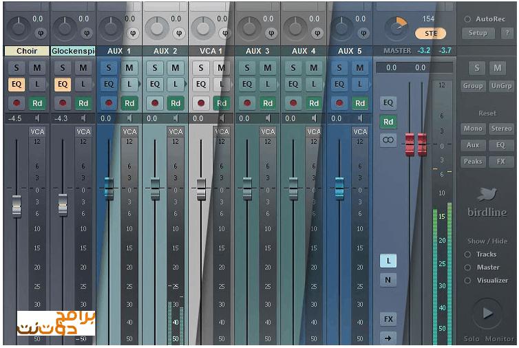 برنامج الهندسه الصوتيه MAGIX Samplitude Pro X3