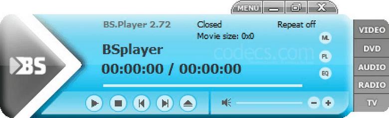 برنامج bs player افضل مشغل افلام مع الترجمة للكمبيوتر