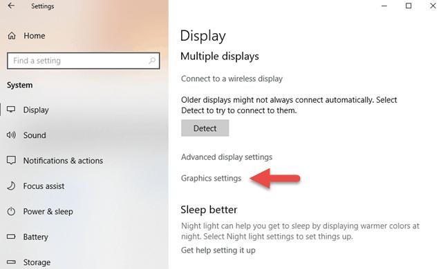 تشغيل الالعاب والتطبيقات على كارت الشاشة الخارجى