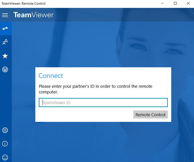 TeamViewer account