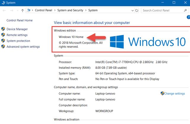 إصدار Windows