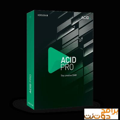 برنامج اسيد برو ACID Pro لعمل الريمكسات والاغاني