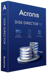 برنامج Acronis Disk Director