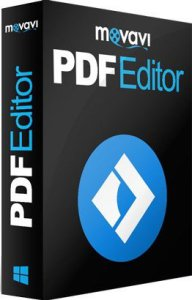 برنامج Movavi PDF Editor