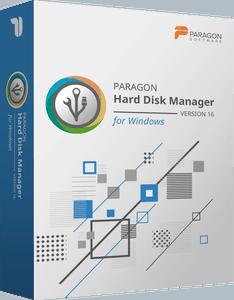 برنامج Paragon Hard Disk Manager