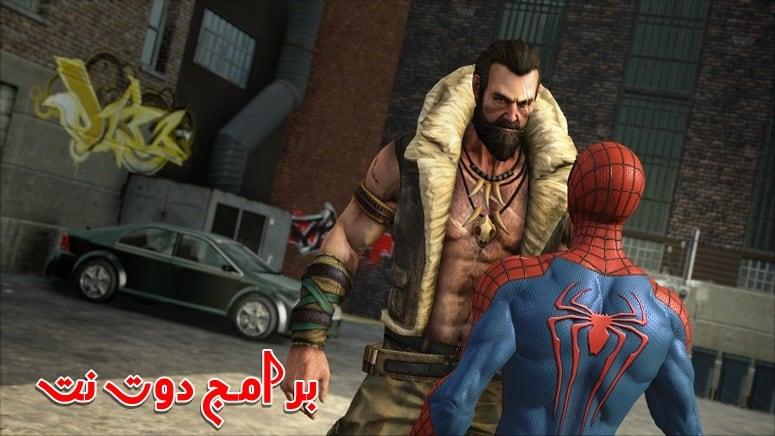 تحميل لعبة spider man 2 كاملة برابط واحد للكمبيوتر