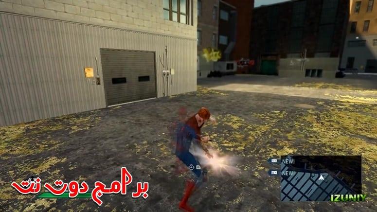 تحميل لعبة سبايدر مان 2 الاصلية من ميديا فاير