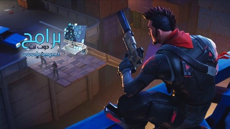 ماهي لعبة فورت نايتFortnite