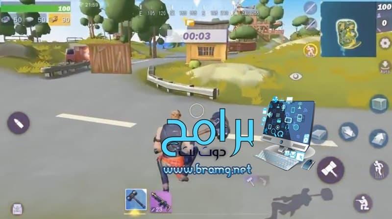 لعبة Fortcraft للكمبيوتر