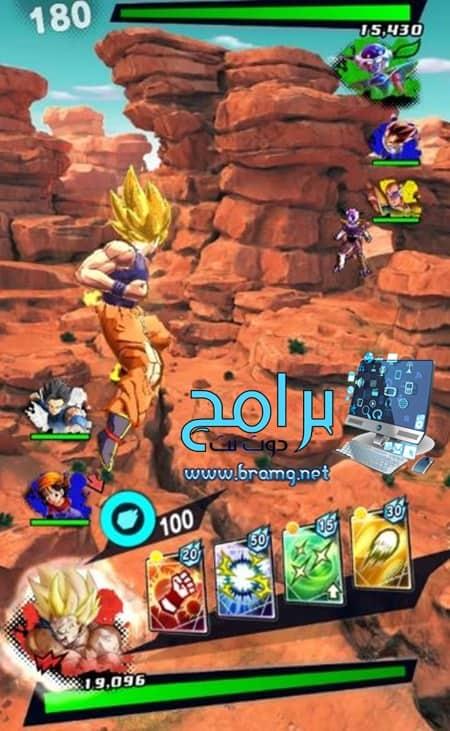 مميزات لعبة دراغون بول Dragon Ball Legends للكمبيوتر واللابتوب