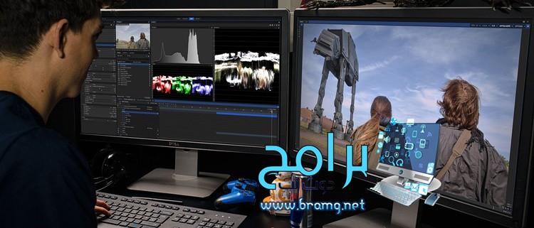 أفضل برامج تحرير الفيديو