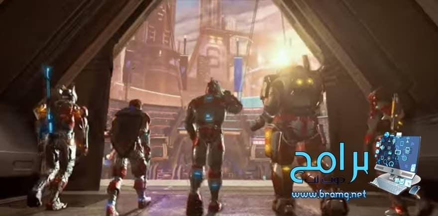 نبذة عنلعبة Shadowgun War Games
