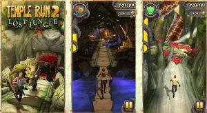 تحميل لعبة Temple Run 2 تمبل رن للكمبيوتر والموبايل برابط مباشر مجانا 3