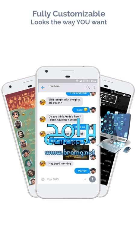 تحميل Mood Messenger تطبيق الرسائل للاندرويد والكمبيوتر مجانا