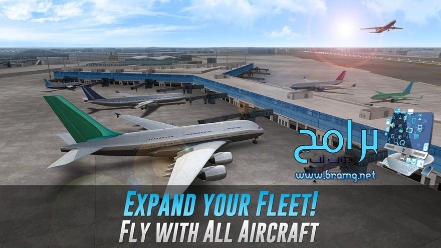 نصائح وحيل للعب لعبة Airline Commander
