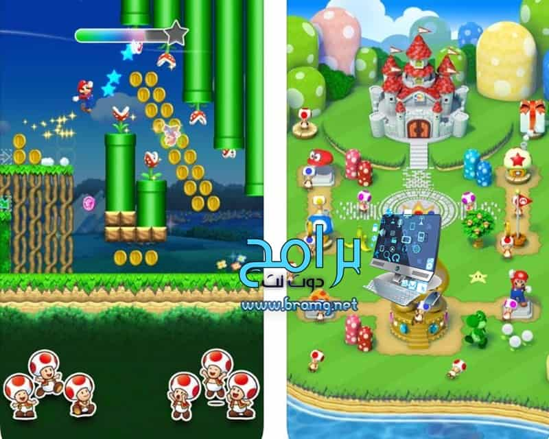 تحميل لعبة ماريو الجديدة للكمبيوتر واللابتوب