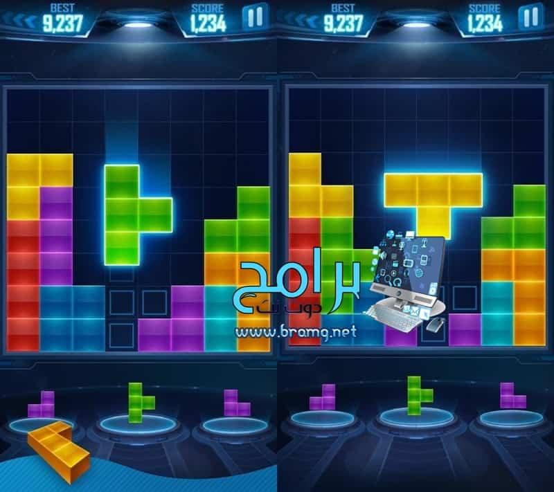 مميزات لعبة puzzle game