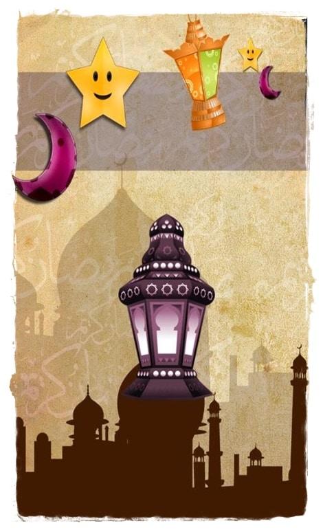 خصائص تطبيق نغمات شهر رمضان