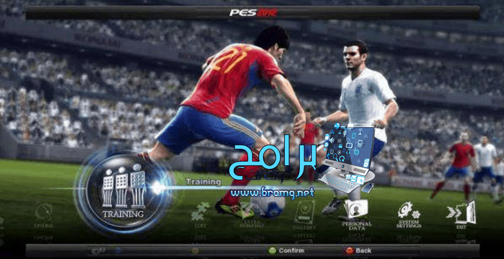 معلومات عن لعبة بيس 2012