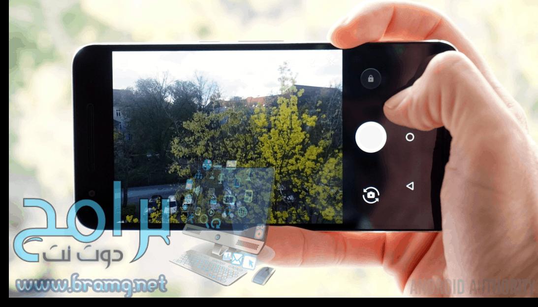 مميزات تطبيق جوجل كاميرا