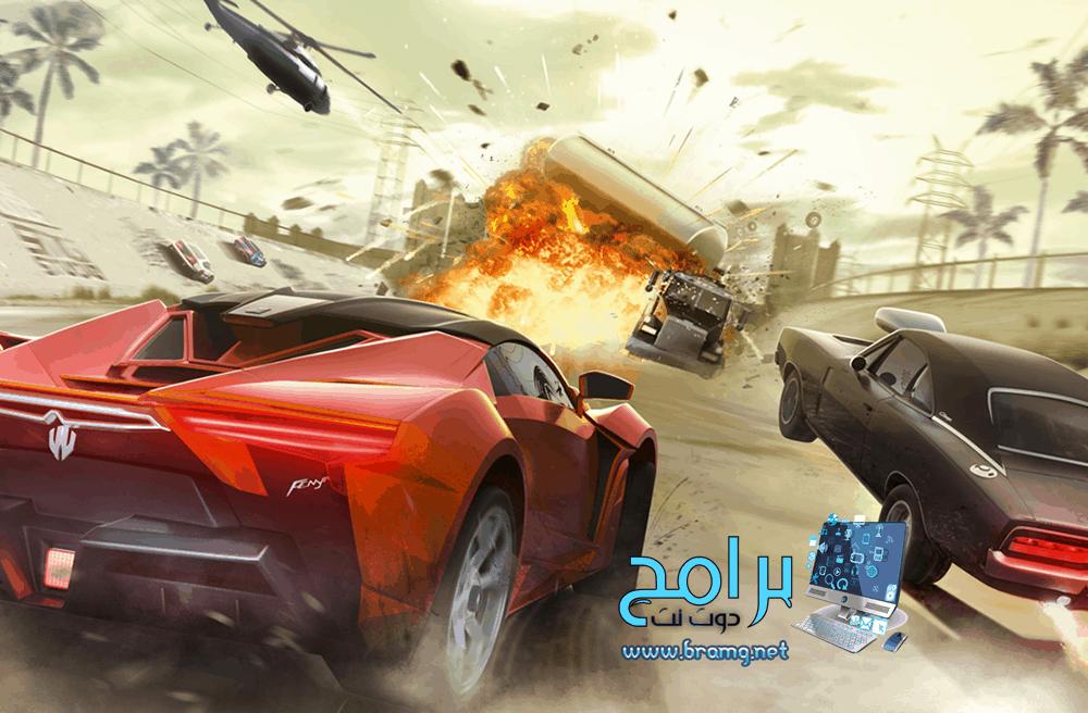 لعبة Fast & Furious Takedown  للاندرويد