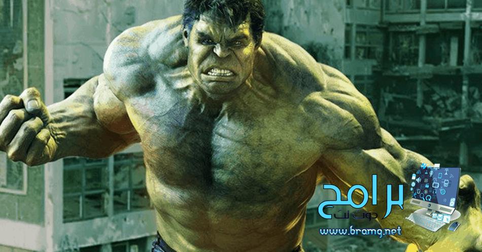 لعبة الرجل الاخضر The Hulk