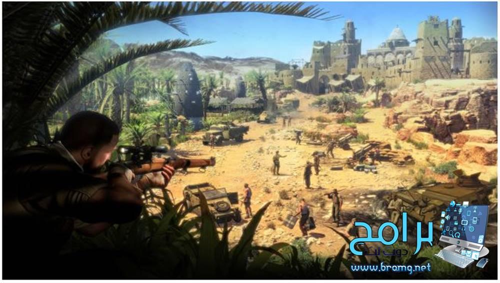 القناص الروسي Sniper Elite 3