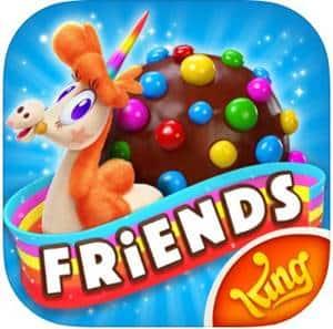 تحميل لعبة Candy Crush Friends Saga مجانا