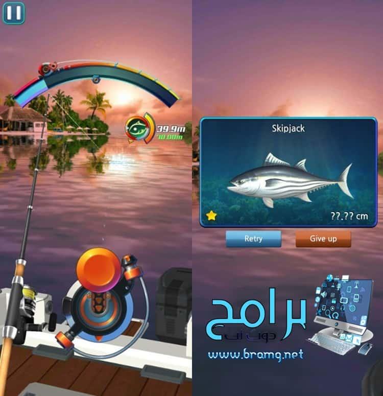 تحميل لعبة صيد السمك الحقيقية للكمبيوتر