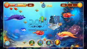 تحميل لعبة السمكة الشقية القديمة Feeding Frenzy : Fish apk مجانا 2022 1